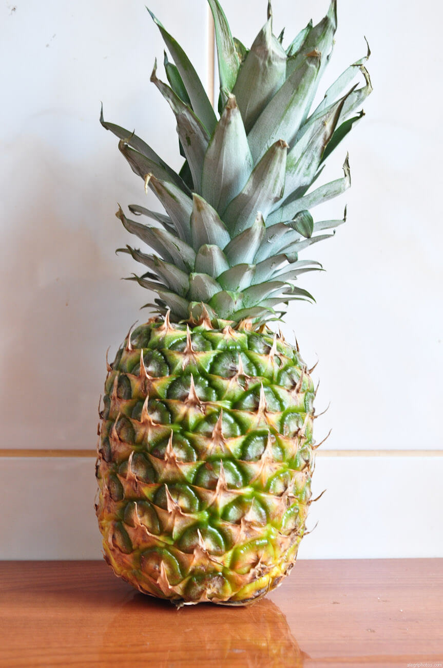 Golden Pineapple Fruit