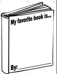 My Favorite Book is