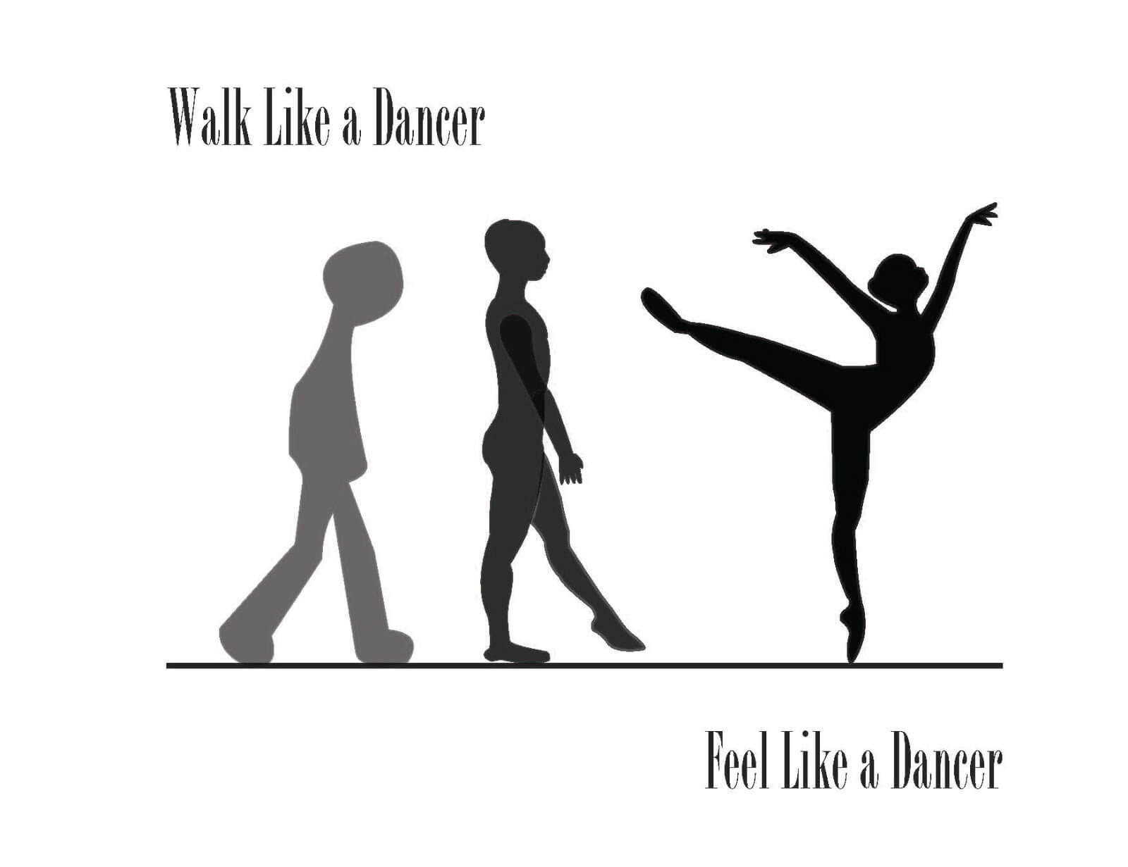 Walk like a Dancer