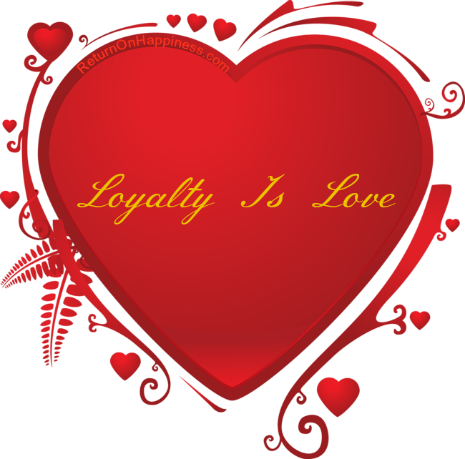 Loyalty is an emotional connection. It's not the same thing as retention. Retention and satisfaction will fool you into believing you've got a good thing going with your customer (or employee), until you don't.