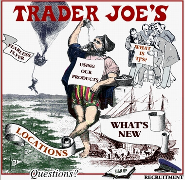 """I was sitting on the beach in NY last week happily snacking on some healthy junk food from Trader Joes; when I turned to Suzanne and began my lament. """"I so wish there were Trader Joes in FL where I live, every time I come here or go to CA to visit my daughter I go away with """"Trader Joe envy."""" """"I know she said, and you're not the only one. When I was working there the number one complaint we got was that we didn't have a store in FL and when the """"snowbirds"""" flew south for the winter they were upset that they couldn't buy their favorite foods."""""""