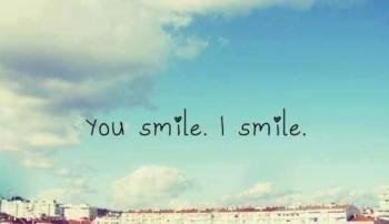 You Smile I Smile